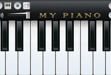Piano tablet